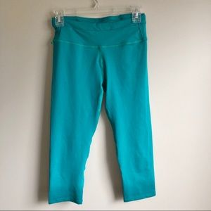 Fabletics Emerald Gia Powerlite Crop Pants